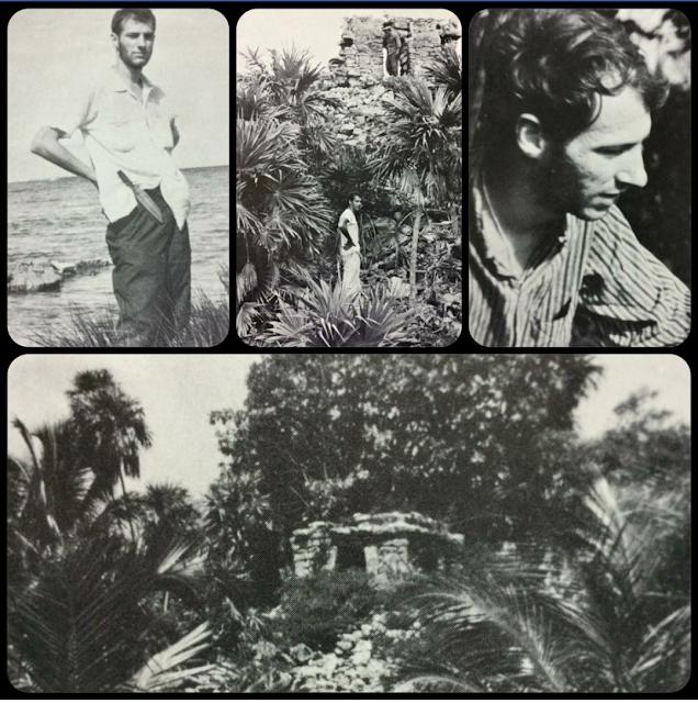 Michel Peissel en Quintana Roo