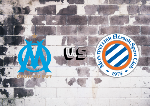 Olympique Marseille vs Montpellier  Resumen