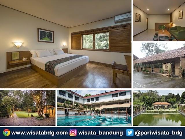 The Cipaku Garden Hotel, Pilihan Staycation Terbaik Buat Anda dan Keluarga di Bandung