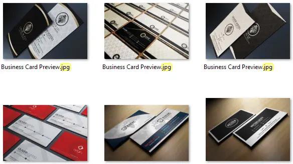 تحميل مجموعة من كروت البزنس business cards الحديثة التصميم - هارد المصمم العملاق2