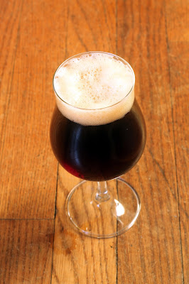 Home-Fermented Commonwealth Sour Brown Ale