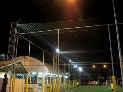ตาข่ายสนามฟุตบอล ตะวันนา ซอกเกอร์