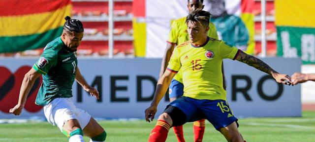 ملخص واهداف مباراة كولومبيا وبوليفيا (1-1) تصفيات كأس العالم