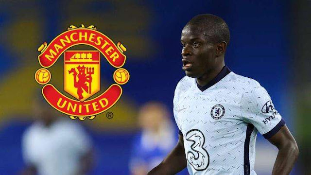 Manchester United turn focus to Chelsea's N'Golo Kante