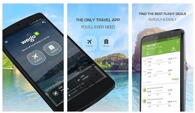 aplikasi android untuk traveling