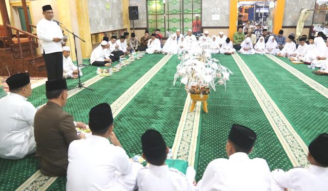 Wakil Wali Kota Hadiri Khatam Quran Anak Se-Kota Medan