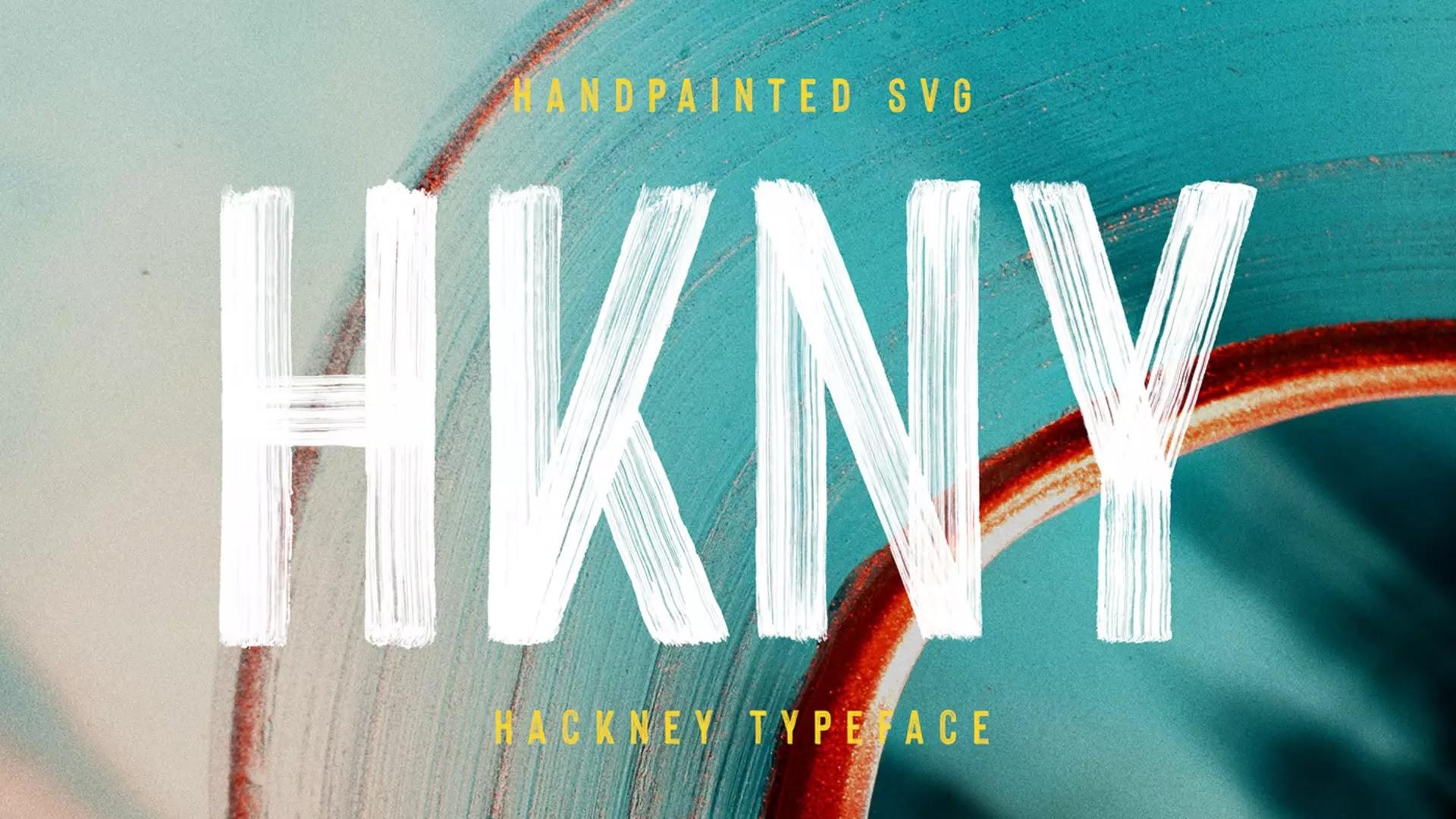 hackney -SVG