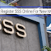 New Member SSS Application: Step by Step On How to Apply for SSS Number Online