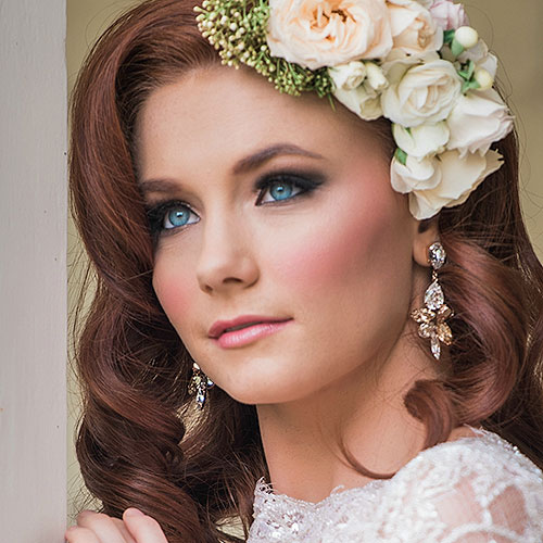 Estilos de maquillaje: Social para novia o boda