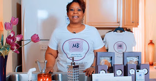 Lesley Riley, founder of Mama Biscuit's Gourmet Biscuit Company