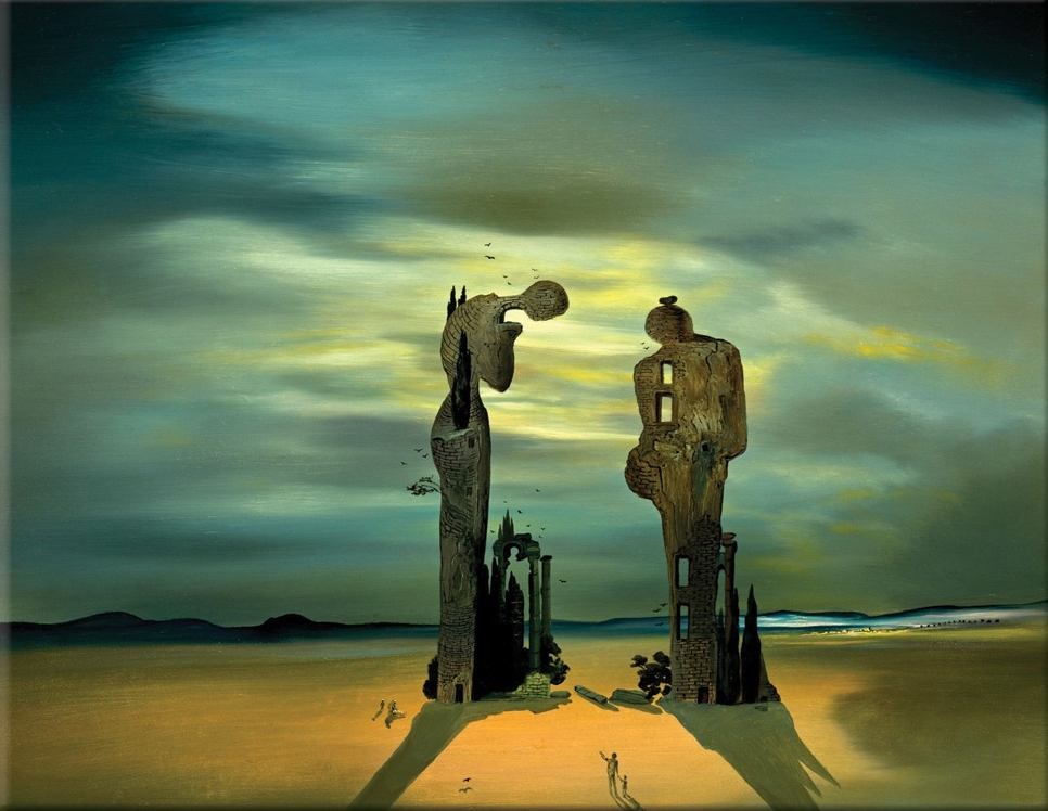 salvador dali surrealist dadaist cubist painter and