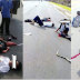 8 FOTO: NGERI! Kemalangan Ngeri Budak Sekolah Merempit Menjadi Pengajaran.
