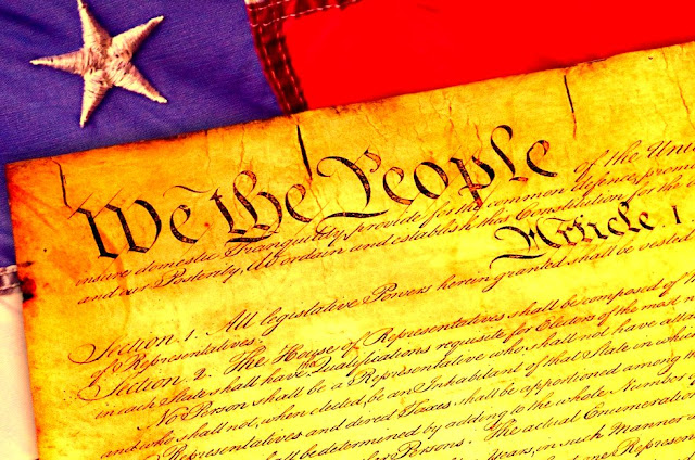 Is America really free in terms of constitution and social attitudes?