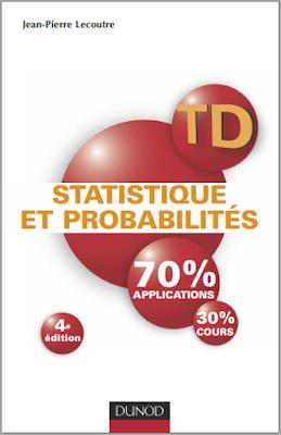 Télécharger Livre Gratuit TD Statistique et probabilités - Travaux dirigés pdf