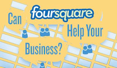 Foursuare en tu negocio