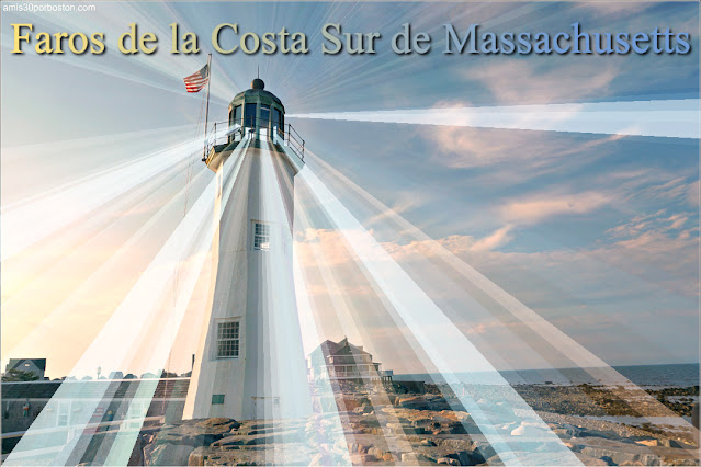 Faros de la Costa Sur de Massachusetts