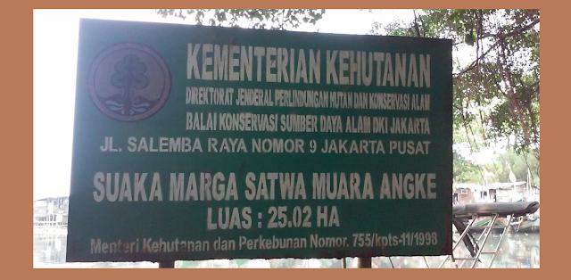 materi ajar ipa ips tentang Lokasi Suakamargasatwa Dan Cagar Alam Di Indonesia