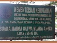 Lokasi Suakamargasatwa Dan Cagar Alam Di Indonesia