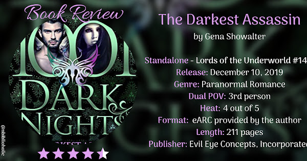 The Darkest Assassin by Gena Showalter