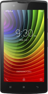 Lenovo 4G A2010 (Black, 8GB) Just 4990/- Only