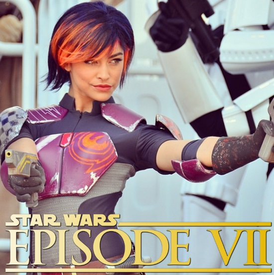 SABINE WREN - STAR WARS REBELS