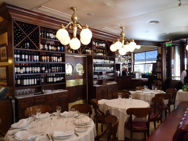 Restaurante Oviedo em Buenos Aires