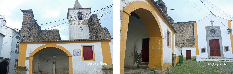 Iglesia de Nuestra Señora de la Alegría de Castelo de Vide