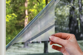 A Sunscreen Film for a Window