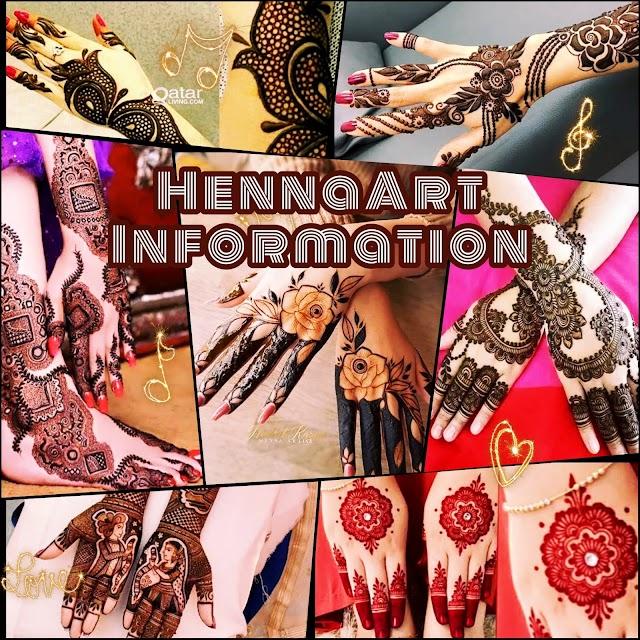 Henna Art Information?
