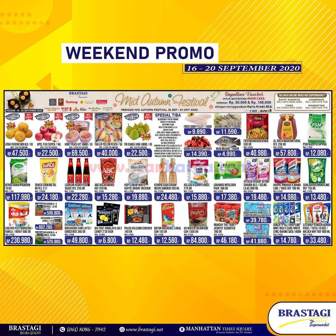 Katalog Promo JSM Brastagi Weekend 17 - 20 September 2020