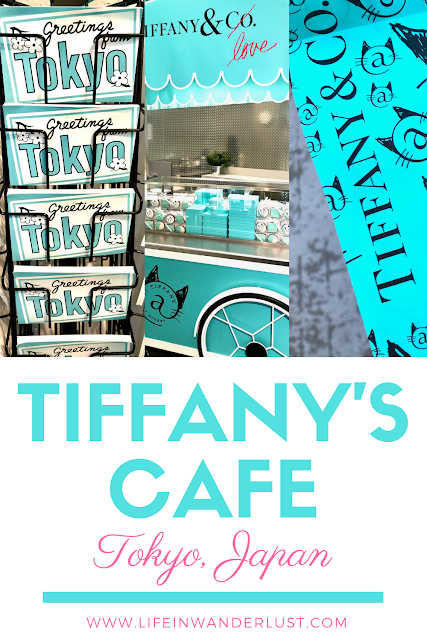 Tiffany's Cafe Tokyo Japan Review Life in Wanderlust