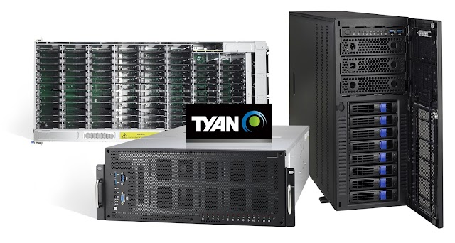 TYAN Powers AI and HPC with 2nd Gen Intel® Xeon® Scalable Processor-based Server Platforms at ISC 2019