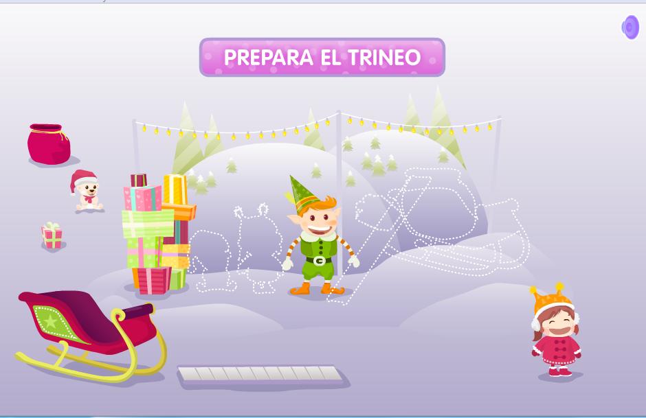 Juegos Sencillos Educacion Especial Juego Puzzle De Navidad Y