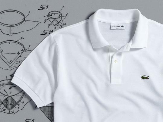 рубашка поло от  Lacoste