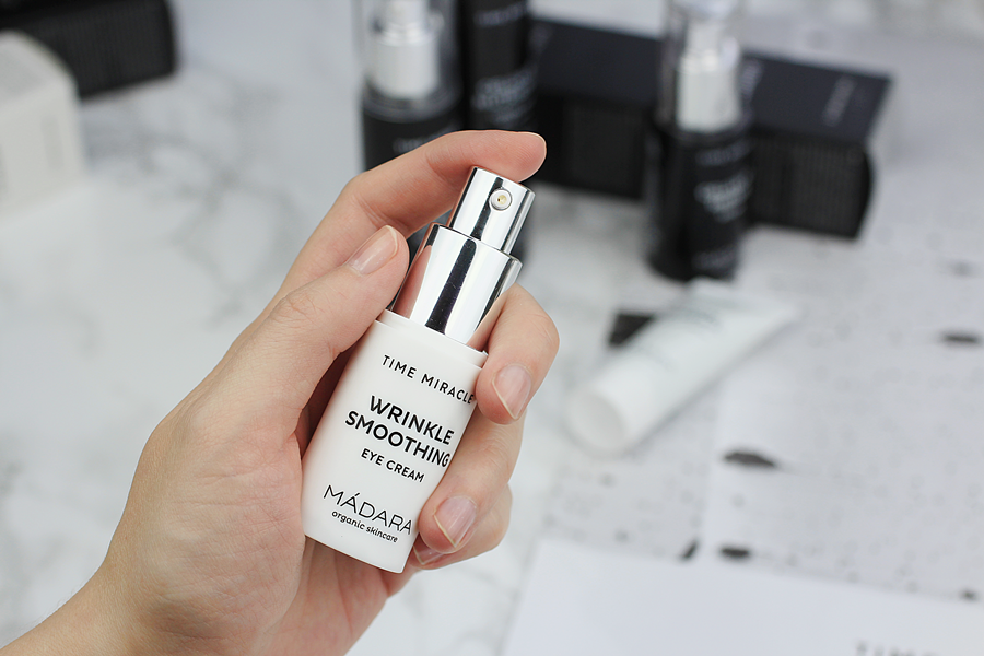 madara time miracle eye cream review