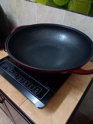 Induction Cooker Kena Ada Satu Di Setiap Rumah