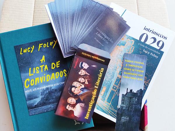 Intrínsecos, o clube de livros da Editora Intrínseca #029 (fevereiro)