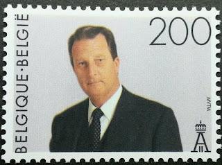 Belgium King Albert II 1995
