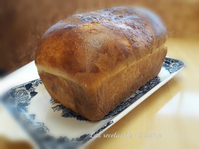 Pan de Brioche para torrija