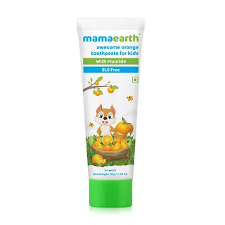 Mamaearth Natural Toothpaste