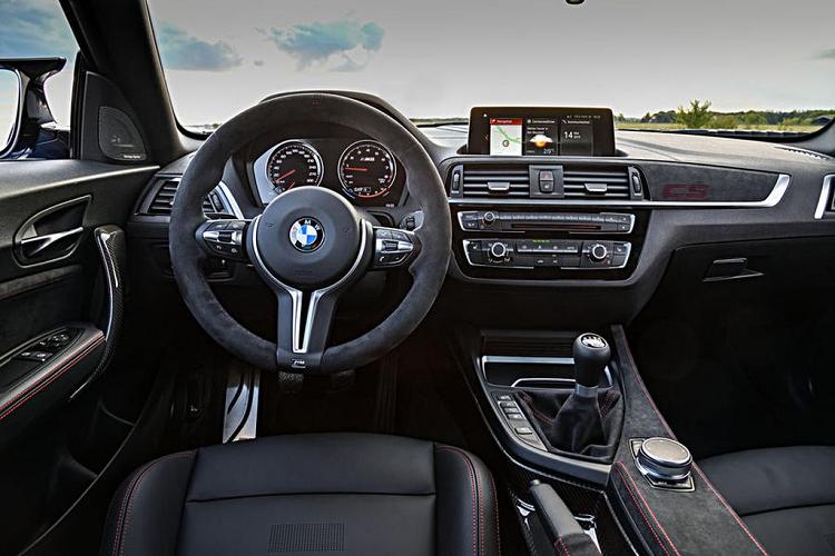 """BMW M2 CS 2020 mới – nhỏ nhưng """"gầm gừ"""" như siêu xe"""