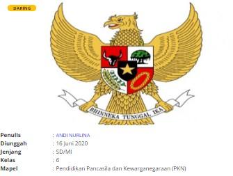 Download RPP PKN 6 SD/MI