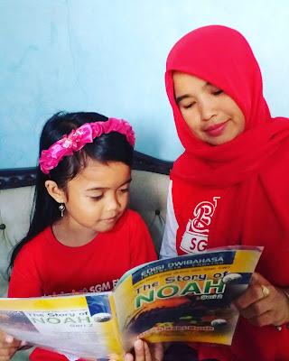 Merdeka Versi Keluarga Generasi Maju Ala Mombassador SGM Eksplor