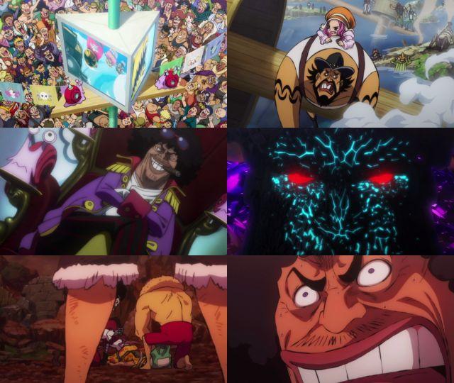One Piece: Estampida (2019) HD 1080p y 720p