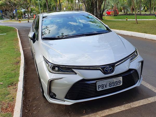 Toyota recebe grande carga de chips para aumentar produção no Brasil