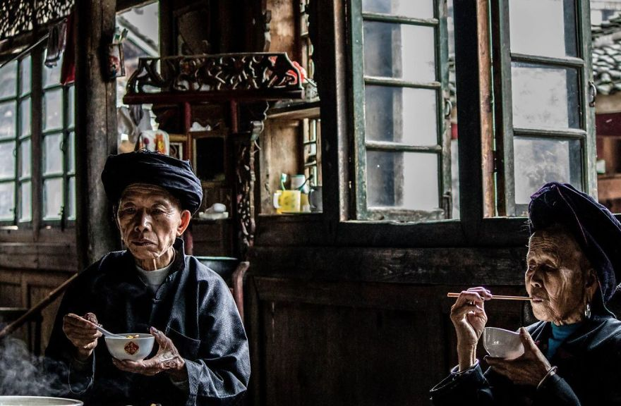 These Are The 35 Best Pictures Of 2016 National Geographic Traveler Photo Contest - Timeless Lunch, China