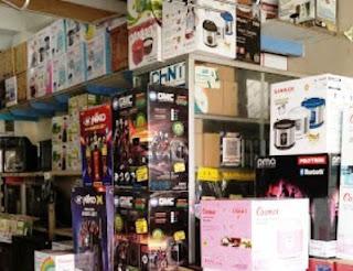 tempat jual barang elektronik murah di daerah Bantul