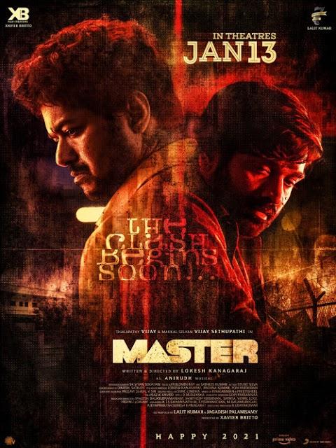 Download Master (2021) Tamil Full Movie   Vijay, Vijay Sethupathi, Malavika Mohanan