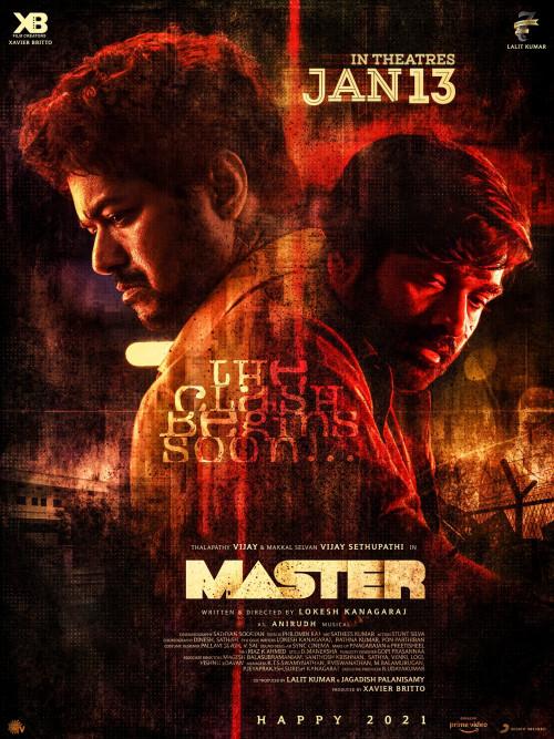Master (2021) Tamil Movie | Vijay, Vijay Sethupathi, Malavika Mohanan