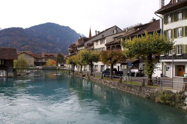 Interlaken, Bernese Oberland
